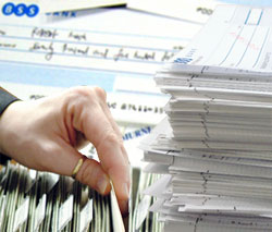Cheque Archival Solutions