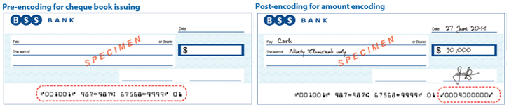 Smartencode cheque images