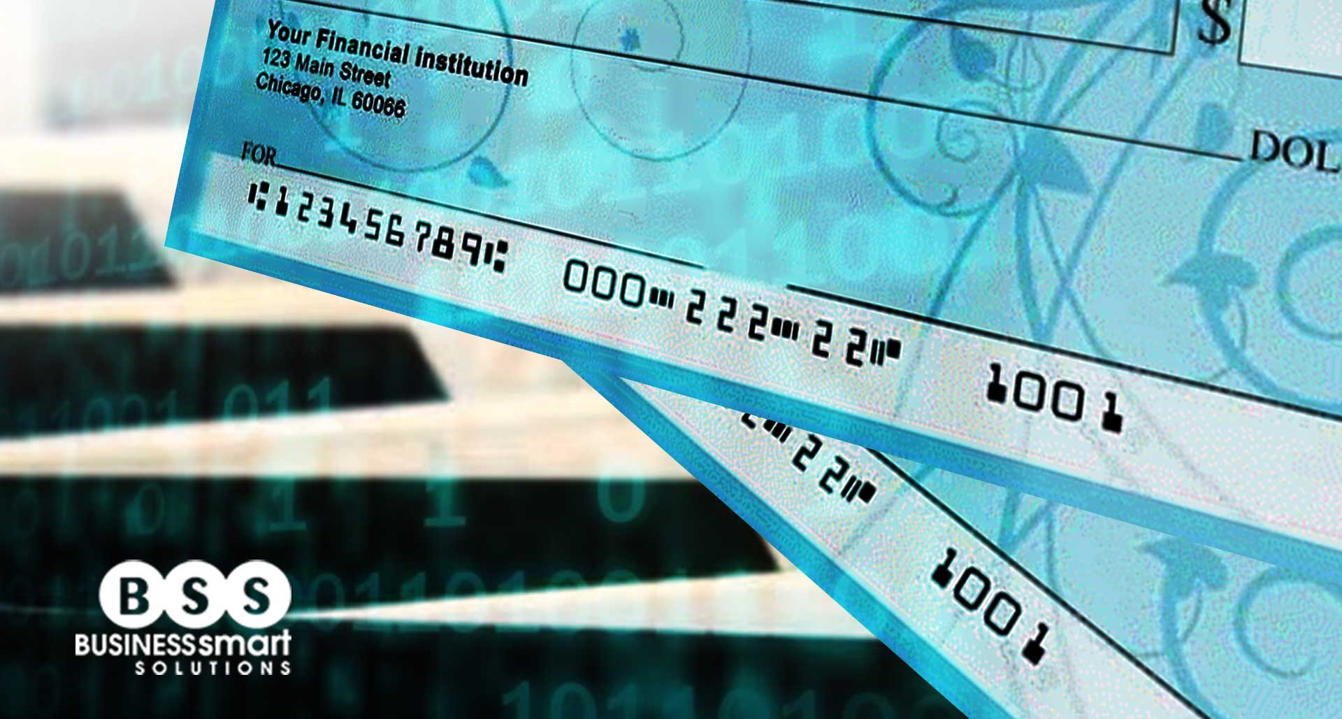Cheque Encoding & Personalisation Solution