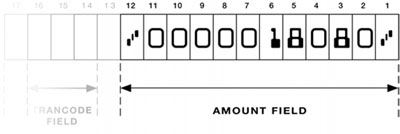 Cheque Amount Field