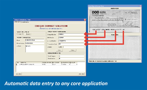 Cheque Entry Solution1
